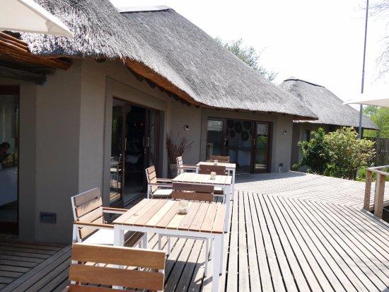 Schöne Terrassen Bilder sehr schöne terrasse picture of unembeza boutique lodge spa