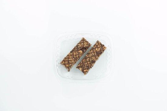 เชสเตอร์ฟีลด์, มิสซูรี่: Mint Chocolate Raw Bars