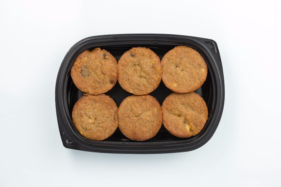 Brentwood, MO: Banana Chocolate Chip Muffins 6 pack