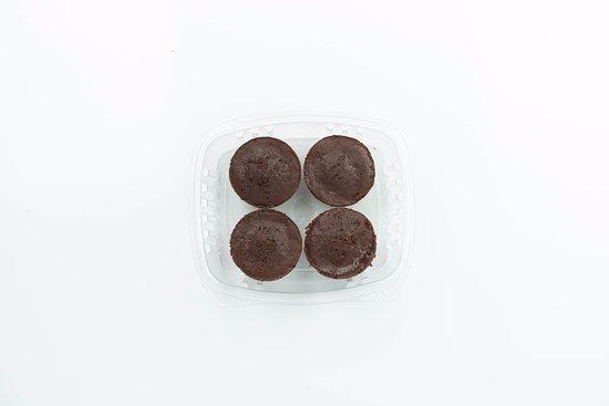 Brentwood, MO: Mini Brownie Bites 4 pack