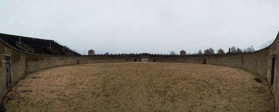 Archaeologiepark Xanten: The amphitheatre