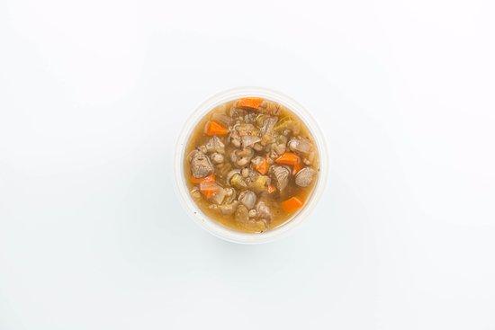 Creve Coeur, MO: Beef & Barley Soup