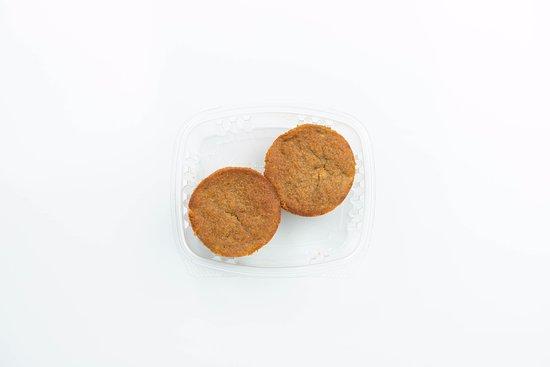 Creve Coeur, MO: Banana Chocolate Chip Muffins 2 pack