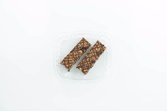 Creve Coeur, MO: Mint Chocolate Raw Bars 2 pack