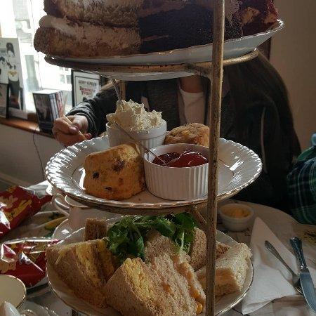 Victoria Tea Rooms Draycott