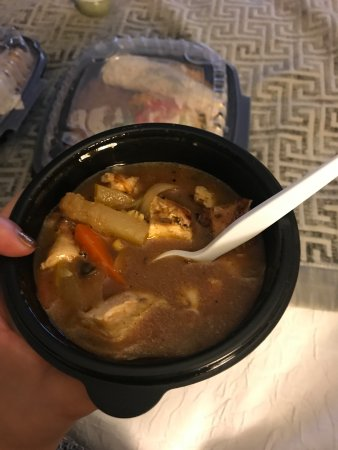 Sandy, UT: Delicious chicken soup
