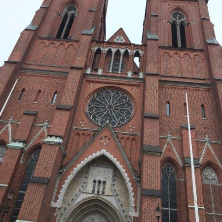 Uppsala Cathedral - ウプサラ、...