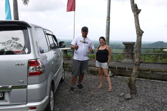 Candidasa, Indonesia: Wayan hat uns mal wieder ein wunderschönen Platz gezeigt