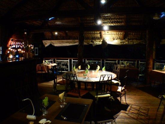 Baobab Cafe: SALLE DU RESTAURANT