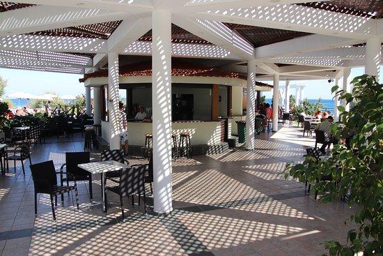 Hotel Calypso : Poolbar