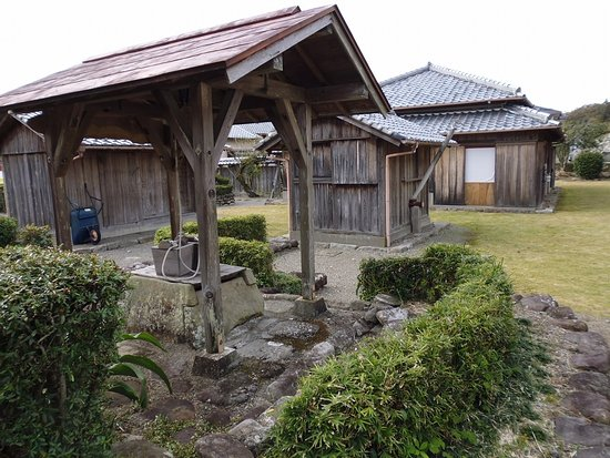 Residence of Yukio Hamaguchi