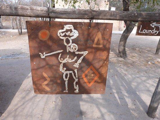 Rundu, Ναμίμπια: Ladies this way!