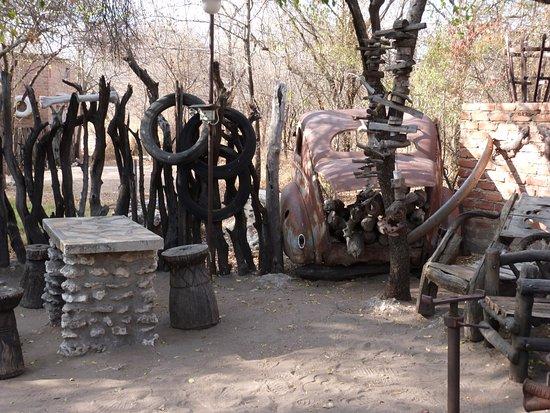 Rundu, Namibia: WiFi Hotspot
