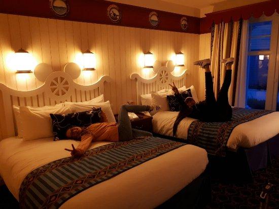 Disney S Newport Bay Club Chessy Europe Hotel Reviews