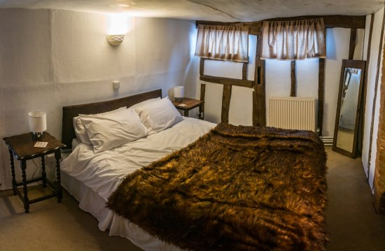 Cavendish, UK: Crooked Room
