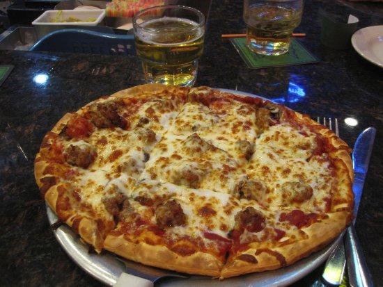 Farmington, Minnesota: With a beer back!