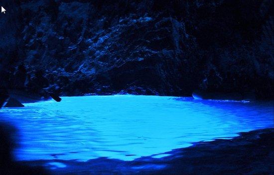 Marina di Camerota, Itália: grotta azzurra