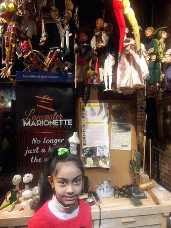 Lancaster Marionette Theatre: 20171209_103727_large.jpg