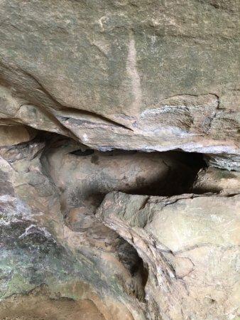 Morrilton, AR: Rock House Cave