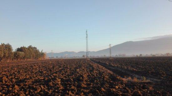 Tordandrea, Italy: Sullo sfondo Assisi