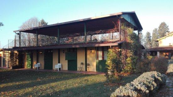 Tordandrea, Italia: Palazzina camere