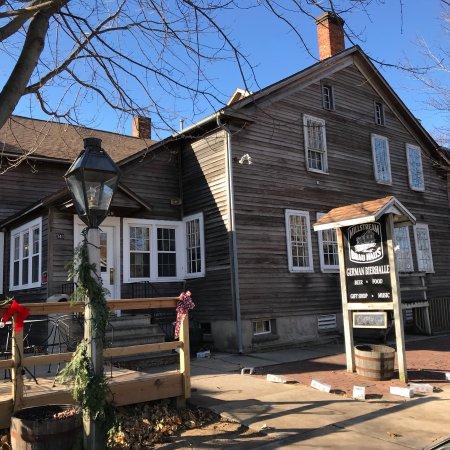 Amana, Айова: Millstream Brau Haus
