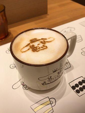 Resultado de imagen para cinnamoroll cafe shinjuku
