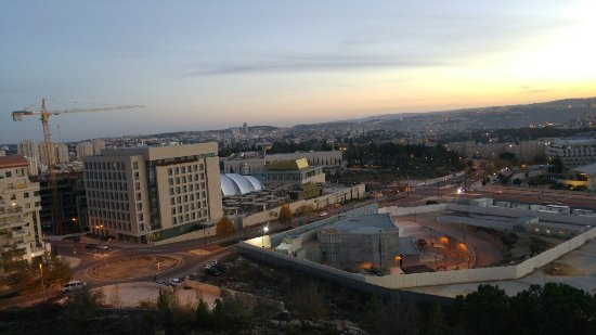 Crowne Plaza Hotel Jerusalem: 20171209_164629_large.jpg