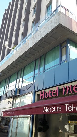 Mercure Tel-Aviv City Center: Отель