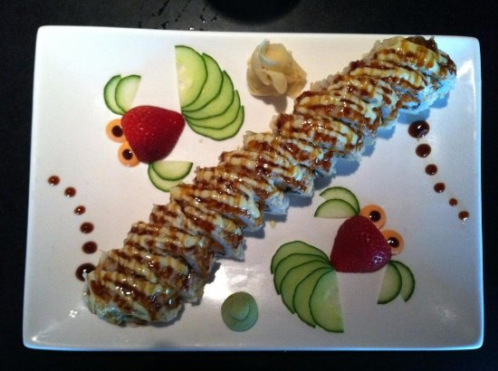 Westport, CT: Special Tempura Roll