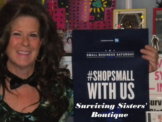 Hyde Park, نيويورك: I am the very proud owner of #SurvivingSistersBoutique, 11 + Years in historic #HydeParkNY, Kim 