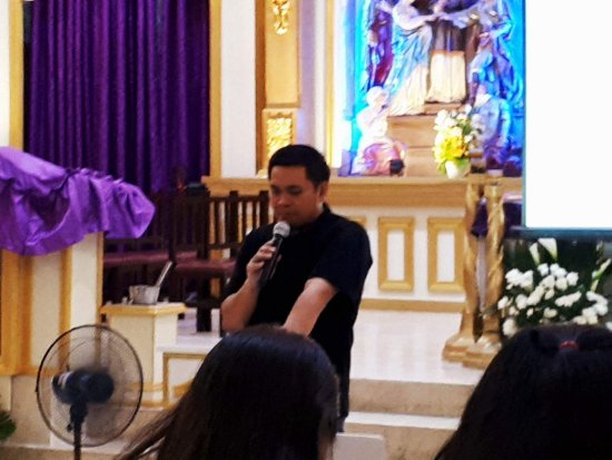 Holy Family Parish: The Parish Priest