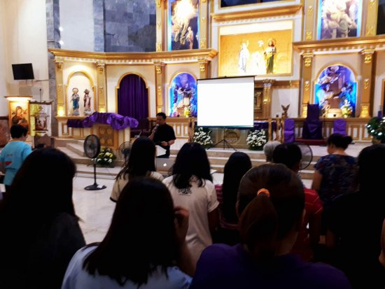 Holy Family Parish: advent recollectin 2017