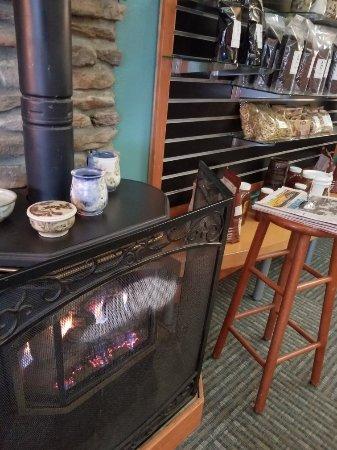 Chewelah, WA: Flowery Trail Coffeehouse