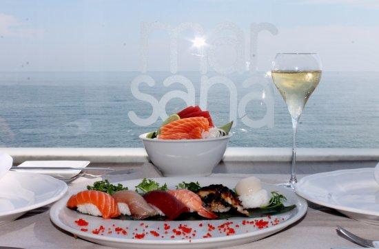 Sotogrande, Spain: Ahora también el mejor Sushi de la zona con cocina en directo