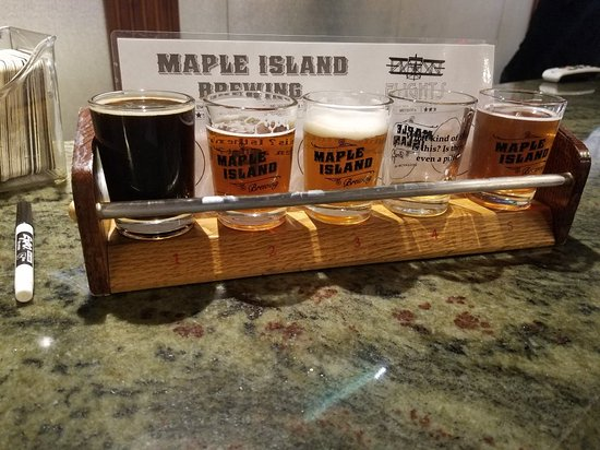 Maple Island Brewing - Stillwater