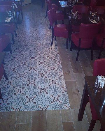 Wageningen, Nederland: Nieuwe vloer..