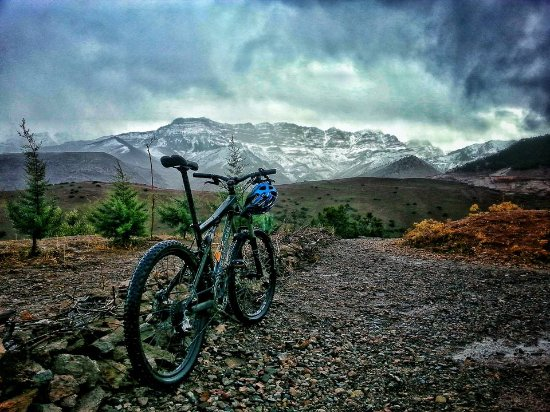 Morocco Mountain Biking Tours
