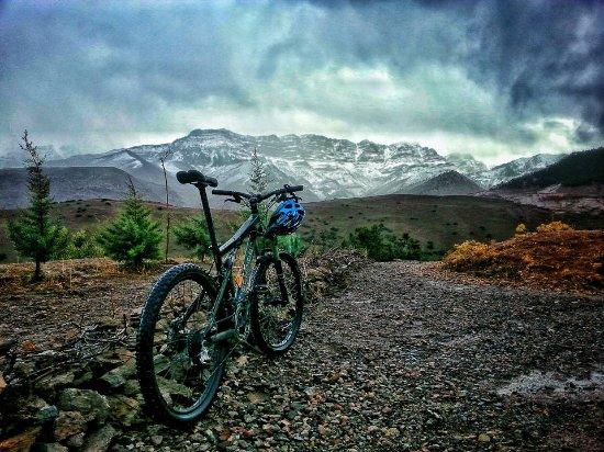 Morocco Mountain Biking Tours