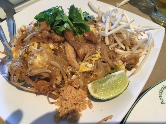 picture of anajak thai cuisine los angeles