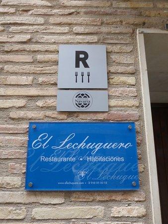 Cascante, Spain: La fachada