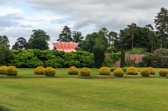 Hereford, UK: Garden