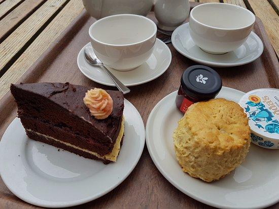 Hereford, UK: Tea time