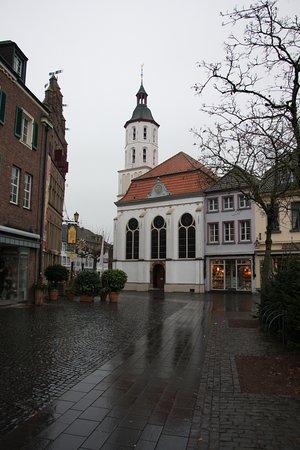 Xanten, Alemanha: Market place