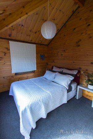 Ohakune, نيوزيلندا: eines von drei Schlafzimmer