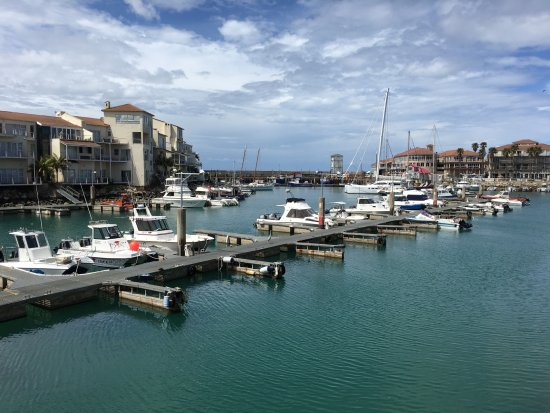 Saint Francis Bay, South Africa: The port