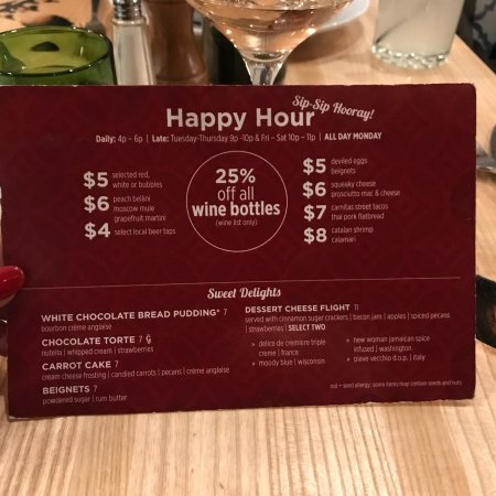 Clayton, MO: Happy Hour