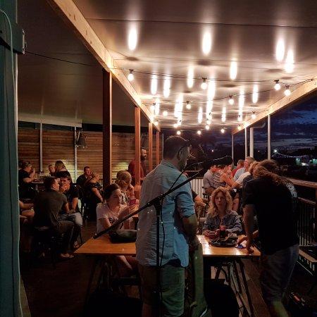 Gladstone, Australien: Open Mic Night