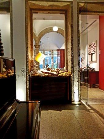 Centurium Restaurante : Perspectiva