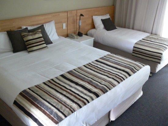 Rockhampton, Australia: Executive Twin Room